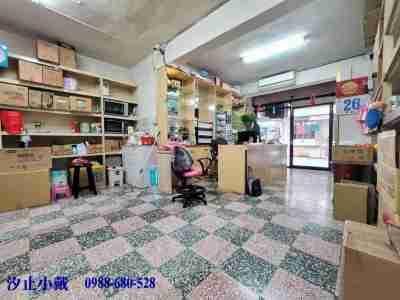 汐止房屋 住商汐止房屋 0975-209886提供,台北縣汐止市陽光金店面售店面2580萬